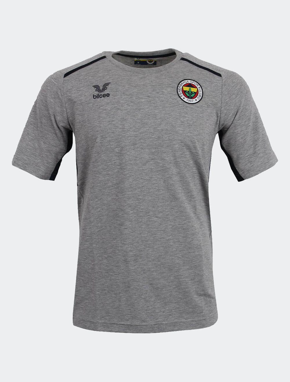 Gri Fenerbahçe Voleybol Antrenman T-Shirt