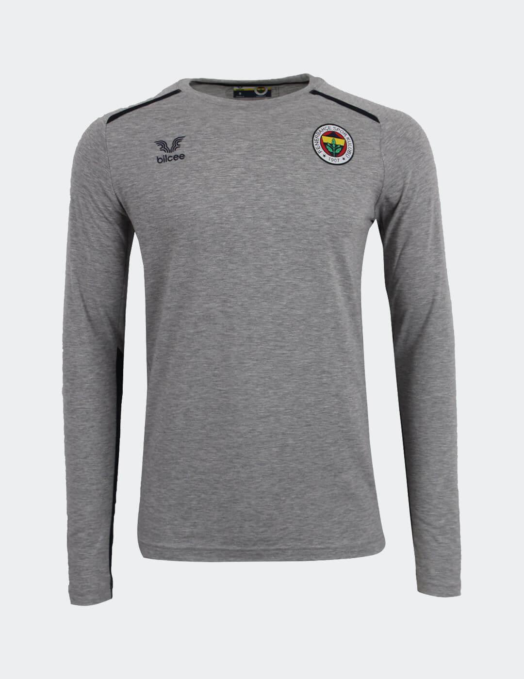 Gri Fenerbahçe Voleybol UK Antrenman T-Shirt