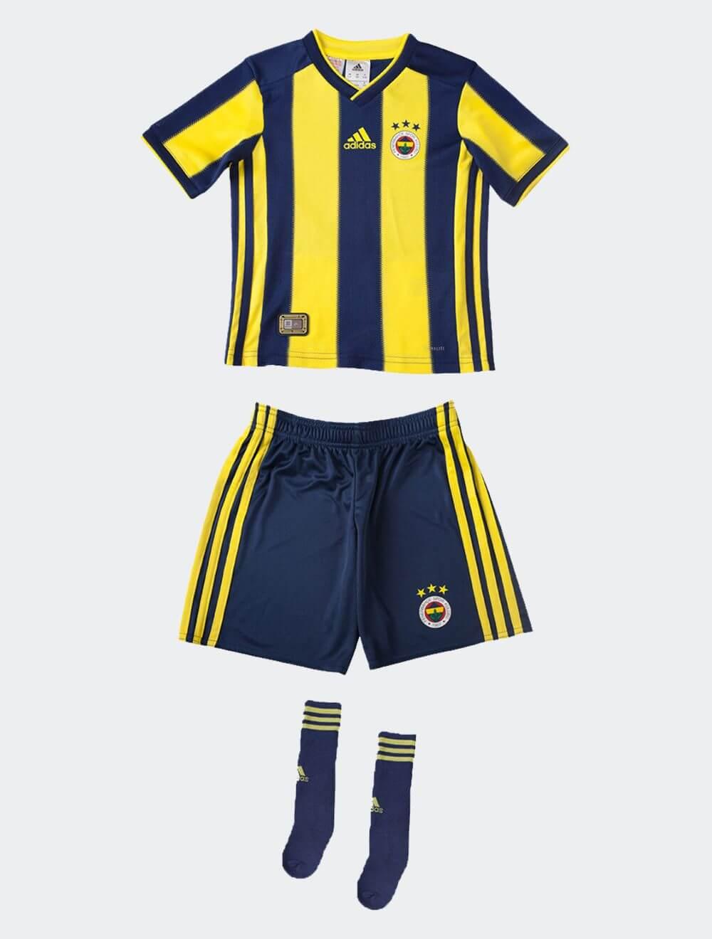 Bebek Çubuklu Fenerbahçe 18 Set
