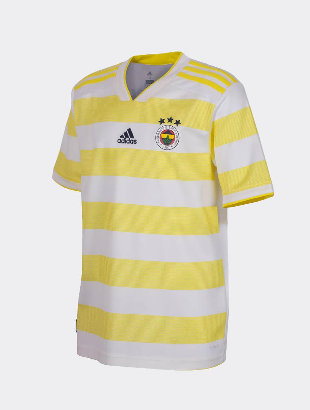 Genç Sarı-Beyaz FB 18 Maç Forması