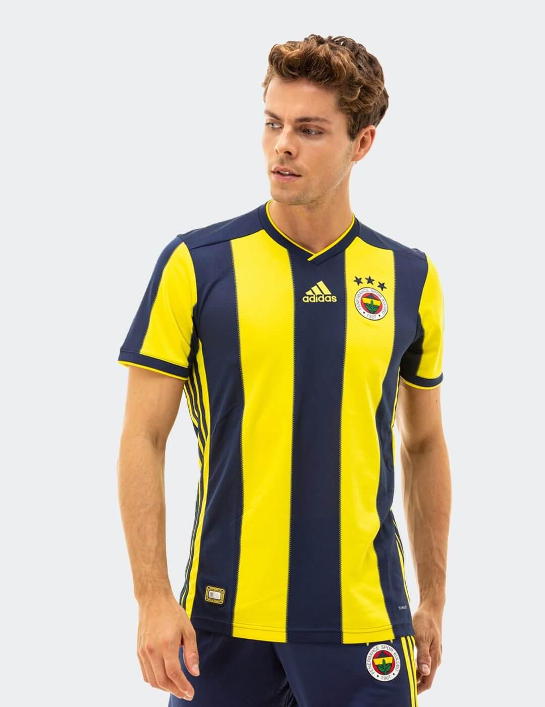 Çubuklu Fenerbahçe 18 Maç Forması