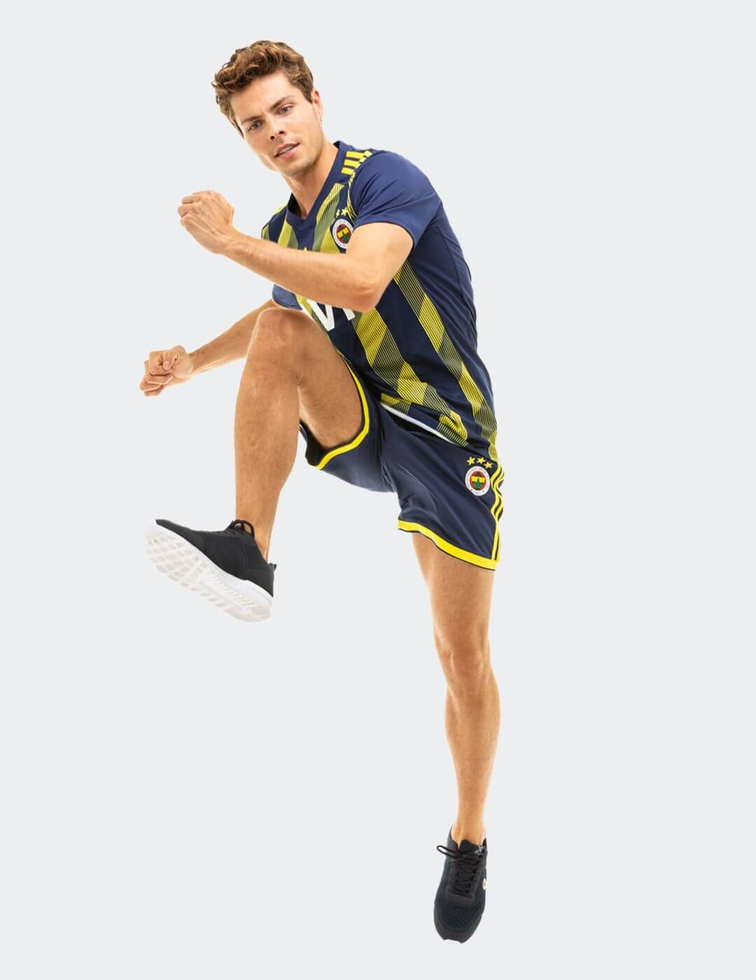 Fenerbahçe 19 Çubuklu Maç Forması