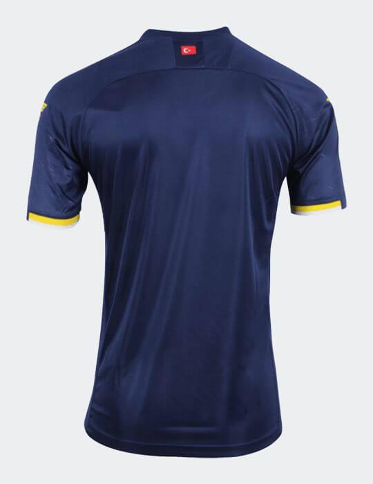 Erkek Lacivert Fenerbahçe Voleybol Maç Forması