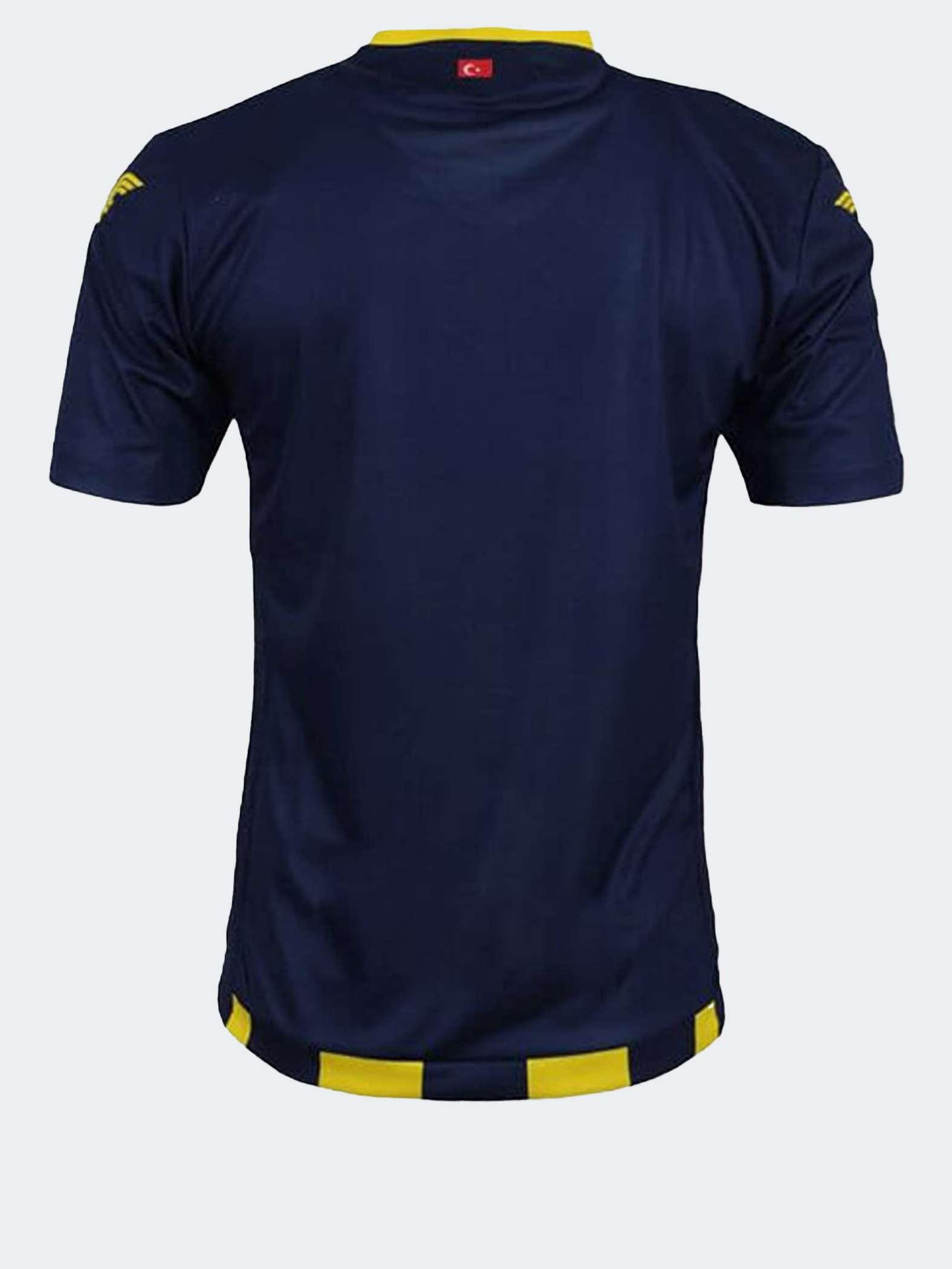 Erkek Çubuklu Fenerbahçe Voleybol Maç Forması
