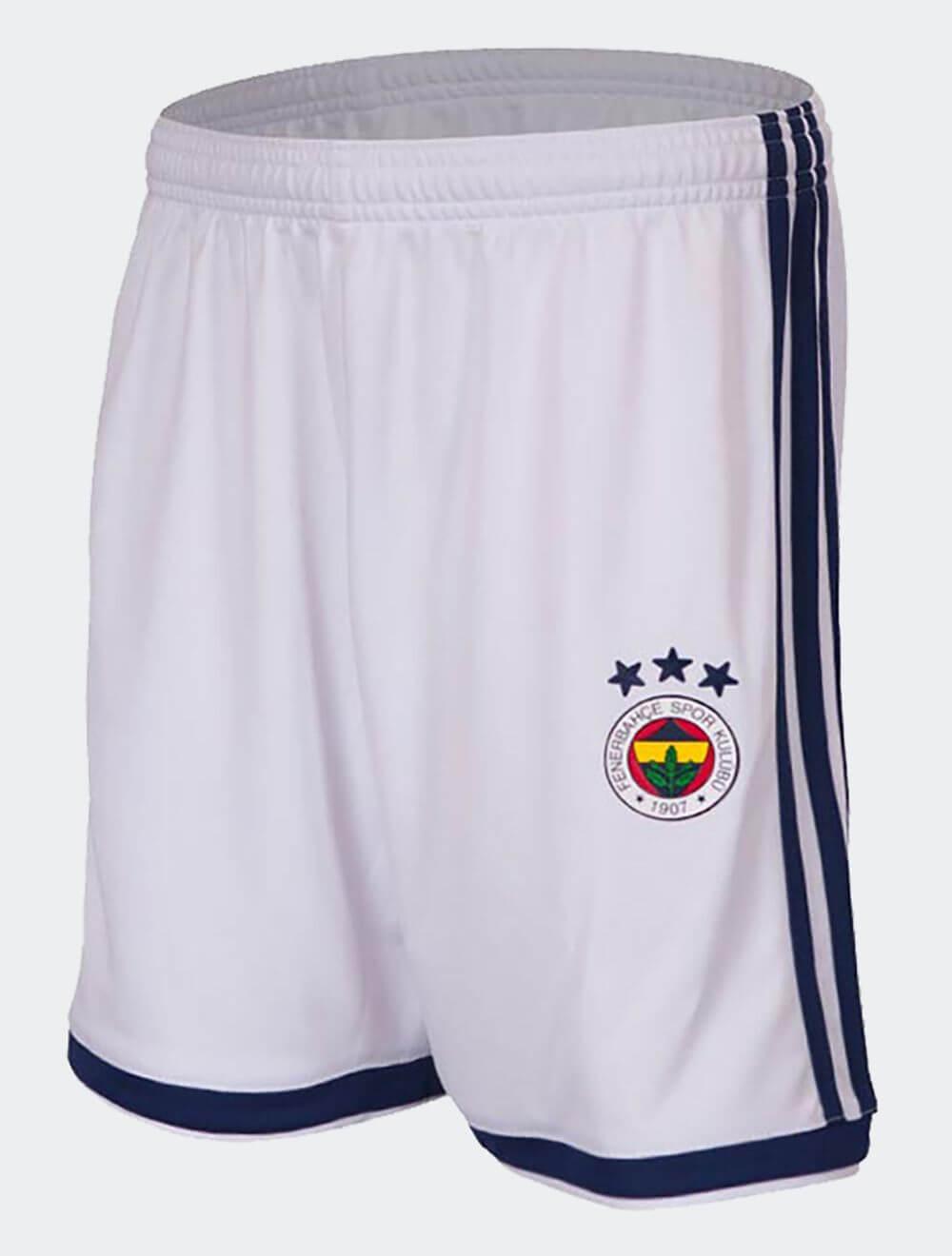 Çocuk Beyaz Fenerbahçe 19 Şort