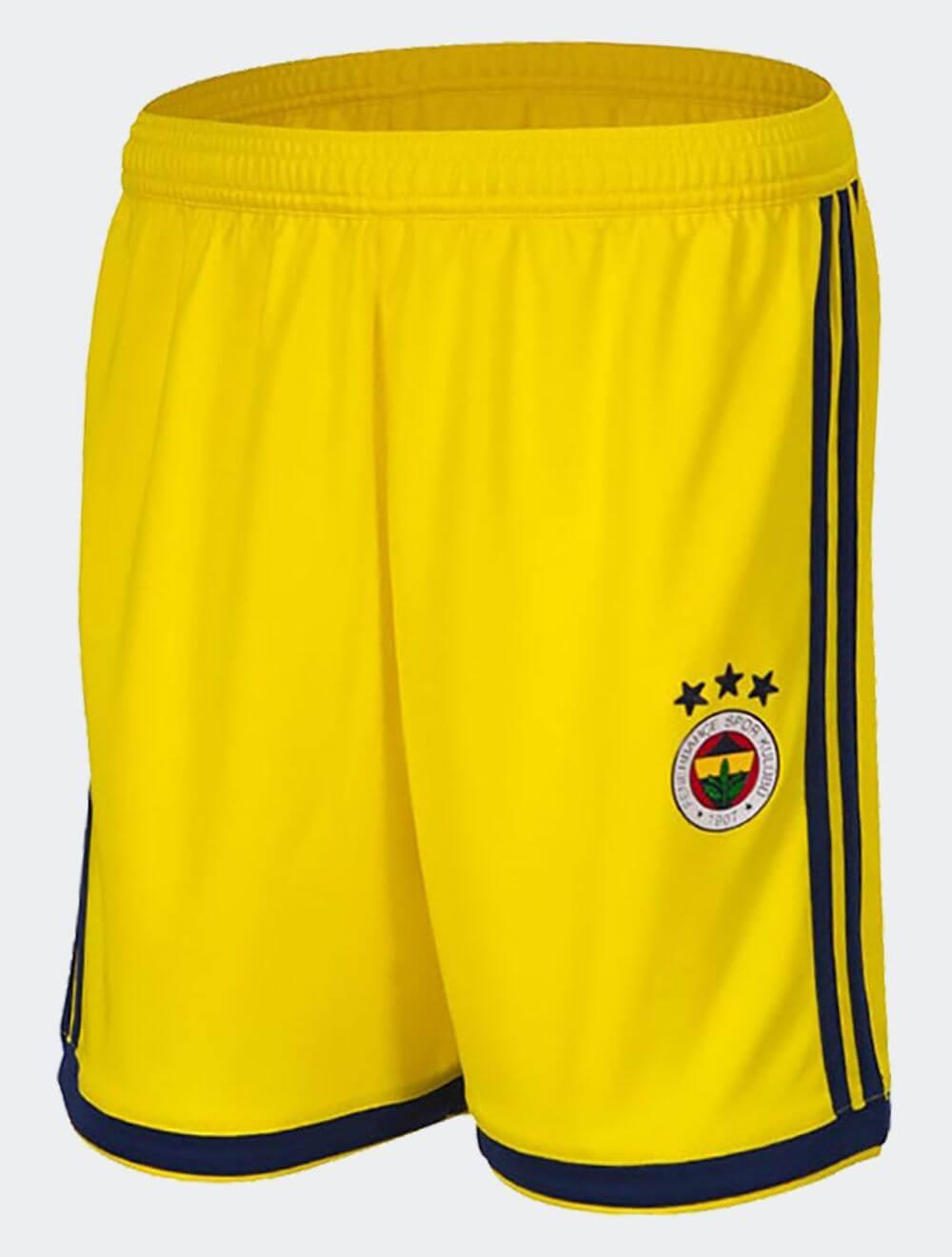 Çocuk Sarı Fenerbahçe 19 Şort