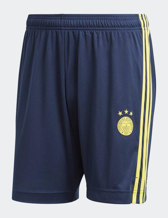 Çocuk Lacivert Sarı Fenerbahçe 2020/21 Jr Maç Şort