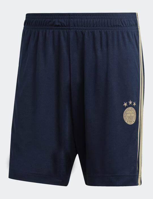 Çocuk Lacivert Gold Fenerbahçe 2020/21 Jr Maç Şort