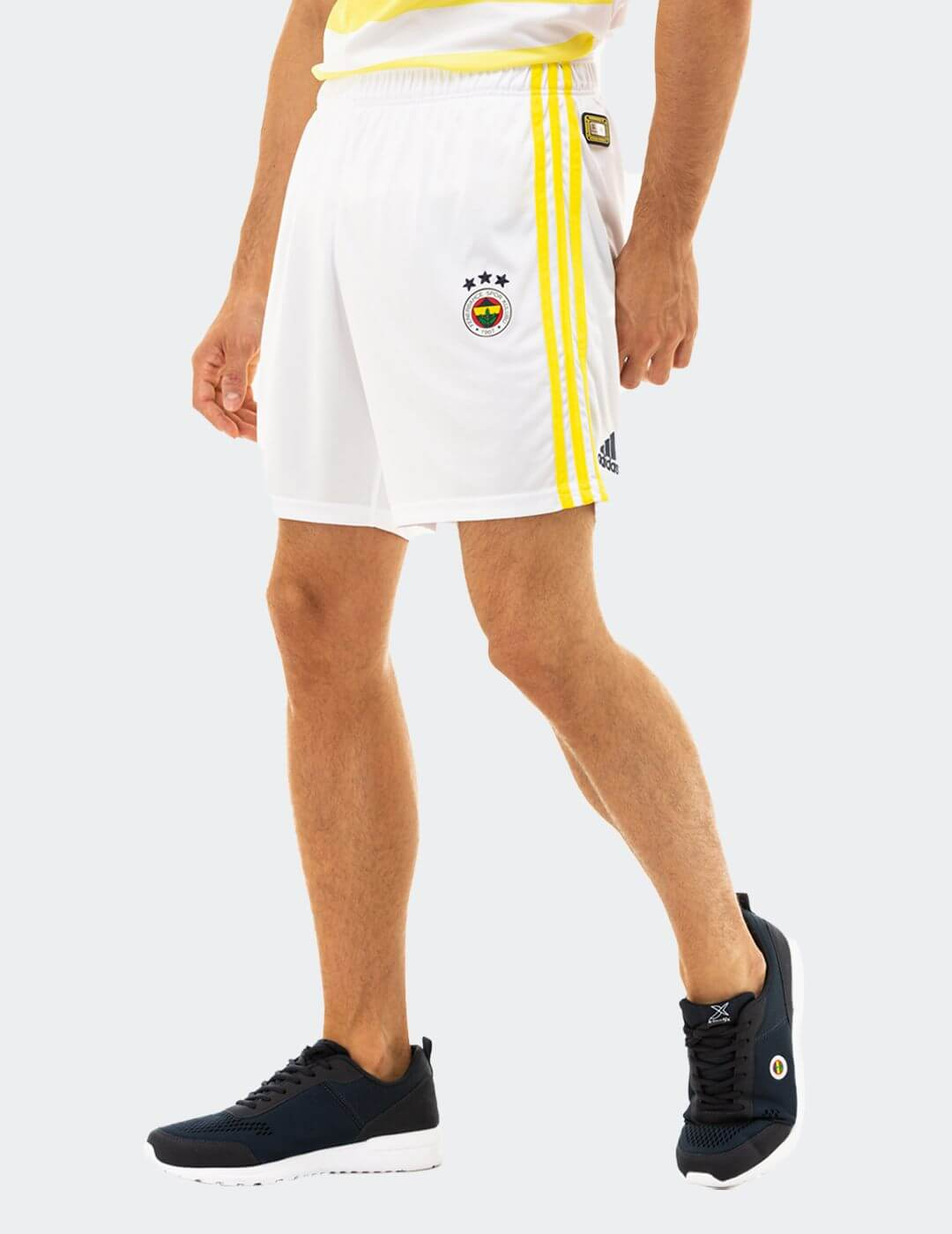 Erkek Beyaz Fenerbahçe 18 Maç Şort