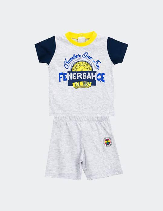 Bebek Gri Fenerbahçe Number One İkili Takım