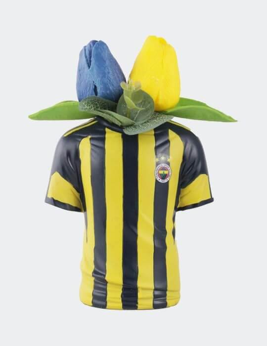 Fenerbahçe Mini Forma Çiçek 2'li Laleler