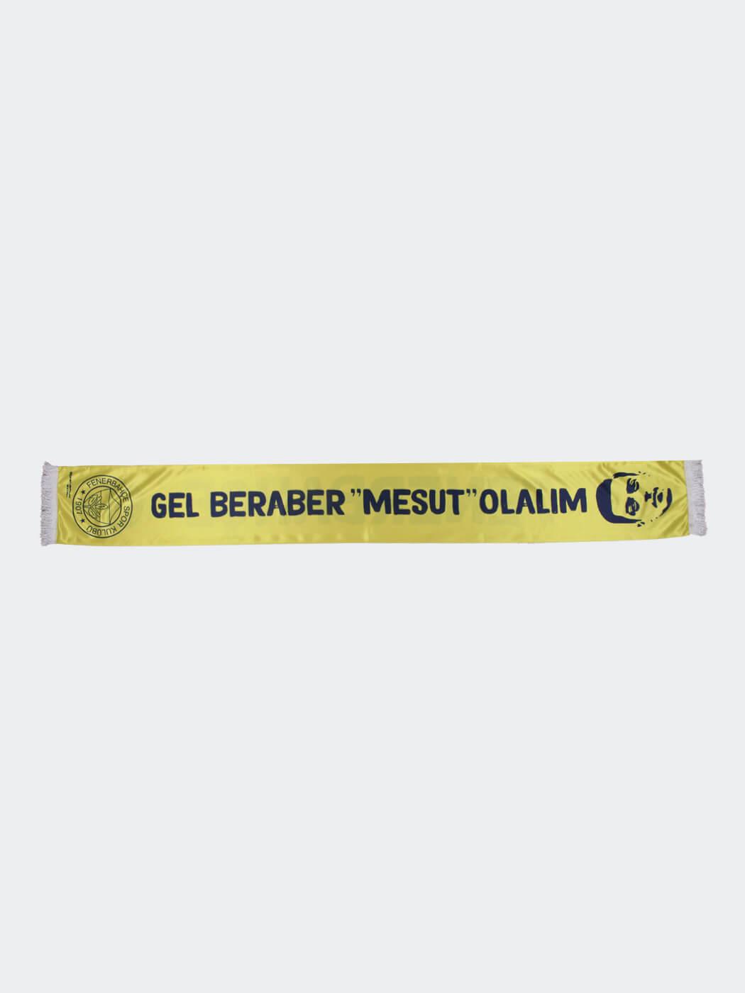 Mesut Özil Sarı Şal