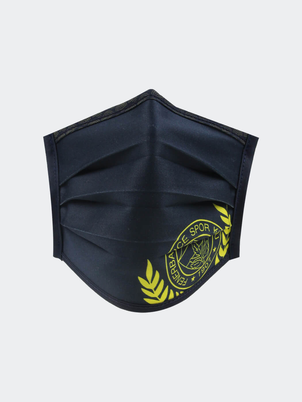 Fenerbahçe Lacivert Çelenk Logo Maske
