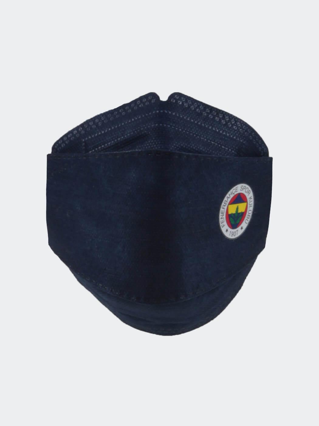 Fenerbahçe Lacivert F95 Tek Kullanımlık Maske