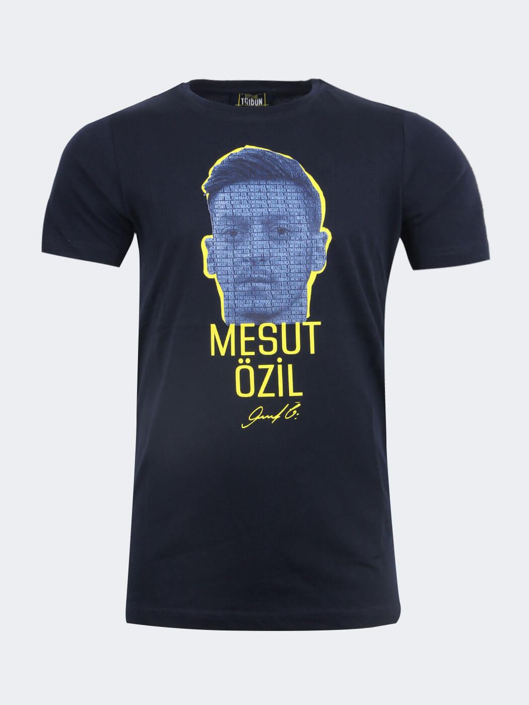Mesut Özil Lacivert T-shirt